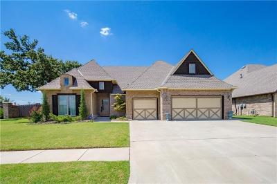 Edmond Single Family Home For Sale: 3001 Buckland Road