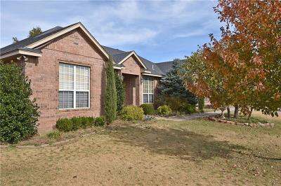 Guthrie Single Family Home For Sale: 1622 Canyon Bluff