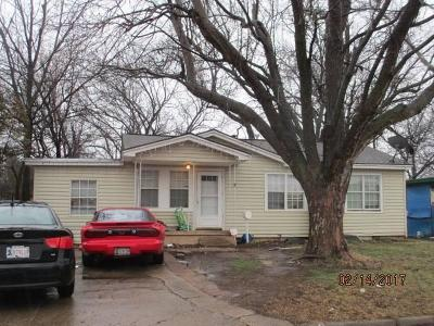 Oklahoma City Single Family Home For Sale: 5012 S Drexel