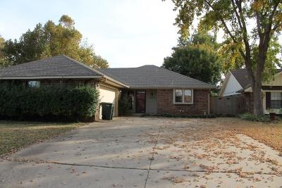 Edmond Single Family Home For Sale: 1908 Magnolia Lane