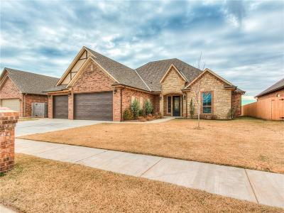 Oklahoma City Single Family Home For Sale: 4912 SW 130th