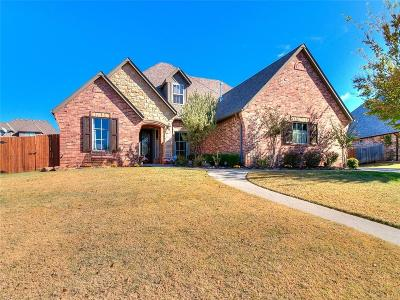 Edmond Single Family Home For Sale: 4616 Briar Forest Court