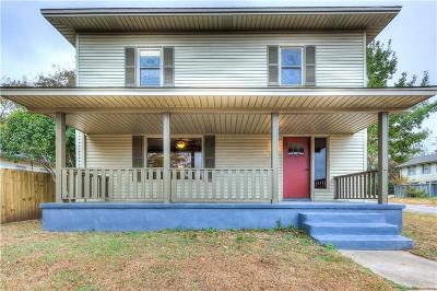 Shawnee Single Family Home For Sale: 1528 N Broadway