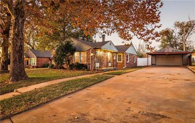 Elk City Single Family Home For Sale: 123 Shell