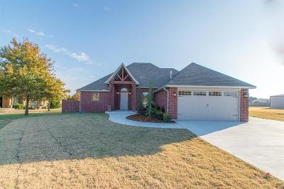 Tuttle Single Family Home For Sale: 4704 Lake Ridge Court