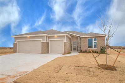 Yukon Single Family Home For Sale: 3409 Shutter Ridge Drive