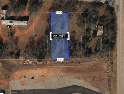 Oklahoma County Residential Lots & Land For Sale