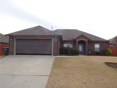 Midwest City OK Single Family Home Sold: $164,900