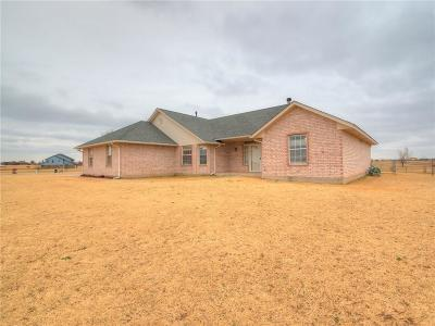 Piedmont OK Single Family Home For Sale: $194,900