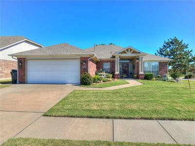 Yukon Single Family Home For Sale: 3200 Bishop Rock Place