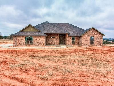 Guthrie Single Family Home For Sale: 5815 Scarlet Oak Road