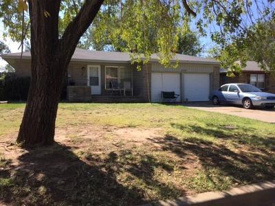 Del City Single Family Home For Sale: 4312 SE 13th Street