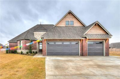 Yukon Single Family Home For Sale: 9308 NW 80th Street
