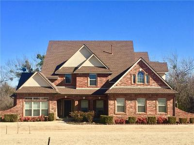 Tuttle Single Family Home For Sale: 831 County Street 2923