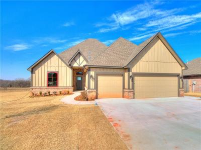 Guthrie Single Family Home For Sale: 402 Wagon Trail
