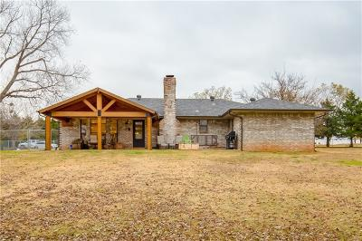 Blanchard OK Single Family Home For Sale: $220,000