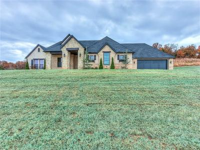 Choctaw OK Single Family Home For Sale: $399,000