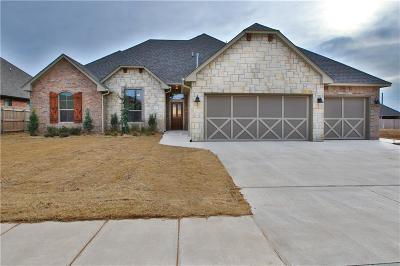 Yukon Single Family Home For Sale: 9232 NW 80th Street