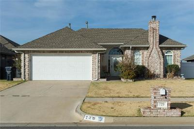 Moore Single Family Home For Sale: 729 SW 153rd