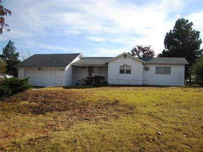 Seminole OK Single Family Home For Sale: $75,000