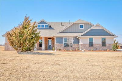 Yukon Single Family Home For Sale: 9909 Sundance Ridge