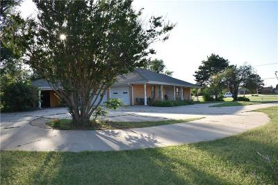 Mustang Single Family Home For Sale: 1440 W Hwy 152