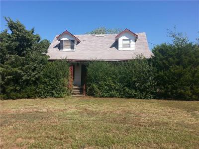 Jones Single Family Home For Sale: 11516 N Indian Meridian