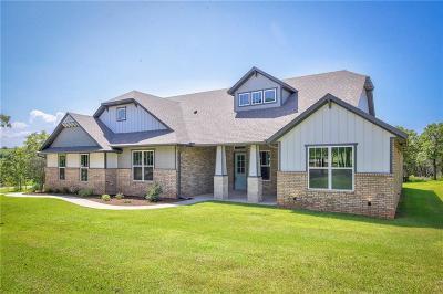 Oklahoma City Single Family Home For Sale: 15665 Greenleaf Lane