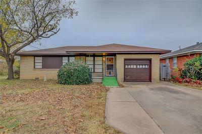 Norman Single Family Home For Sale: 736 Highland