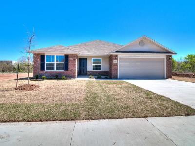 Noble Single Family Home For Sale: 1124 Granite Lane
