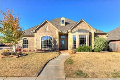 Edmond Single Family Home For Sale: 4705 NW 156th Street