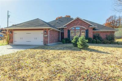 Edmond Single Family Home For Sale: 12151 Coyote Trail