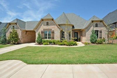 Edmond Single Family Home For Sale: 2801 Open Range Road
