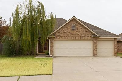 Moore OK Single Family Home For Sale: $189,850