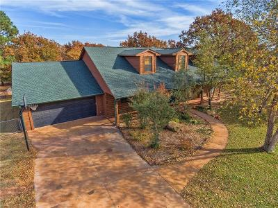 Harrah Single Family Home For Sale: 6332 Futurity