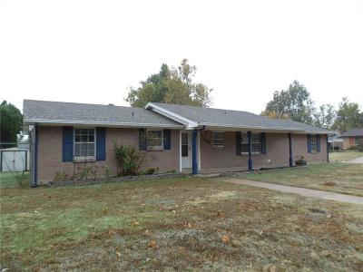 Oklahoma City OK Single Family Home For Sale: $85,500