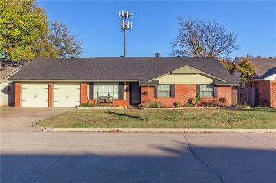 Single Family Home For Sale: 6212 N Drexel