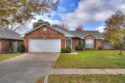 Norman Single Family Home For Sale: 224 Midway