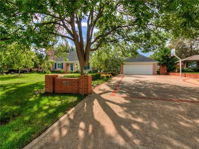 Nichols Hills Single Family Home For Sale: 1804 Elmhurst Avenue