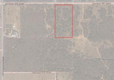 Oklahoma County Residential Lots & Land For Sale: NE 50th Street