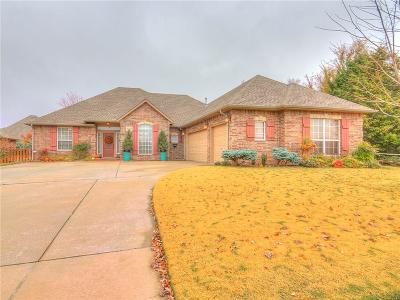 Edmond Single Family Home For Sale: 3116 Songwood Drive