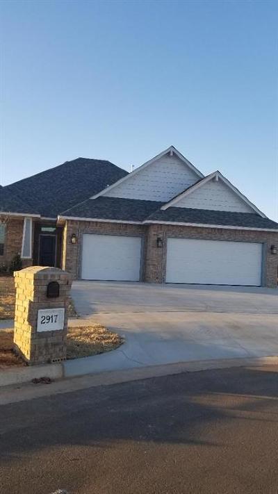 Yukon Single Family Home For Sale: 2917 Canyon Berry Lane