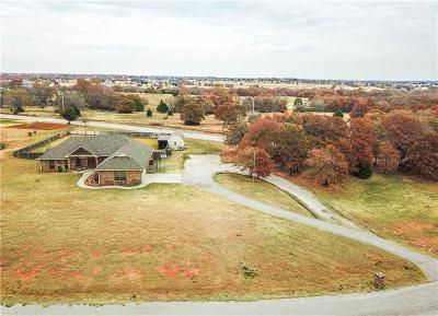 Blanchard Single Family Home For Sale: 2298 County Road 1313