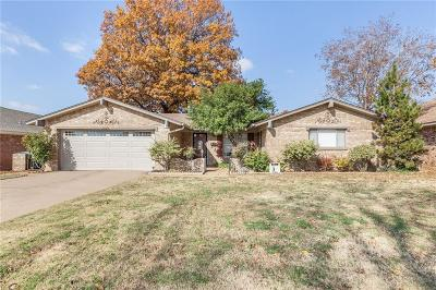 Midwest City Single Family Home For Sale: 3629 Gardenview Drive