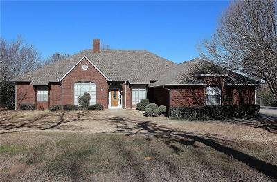 Choctaw OK Single Family Home For Sale: $256,000