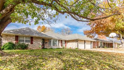Oklahoma County Single Family Home For Sale: 3501 Baird Drive