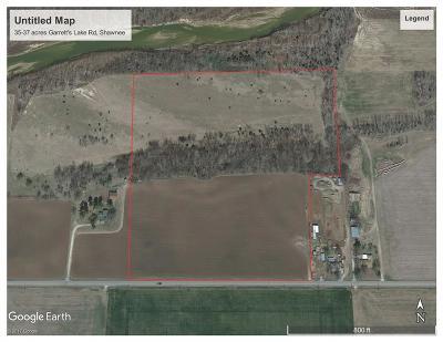 Shawnee Residential Lots & Land For Sale: 00 E Garrett's Lake Road