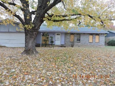Norman Single Family Home For Sale: 1515 Pecan Avenue