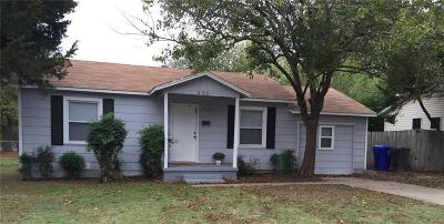 Norman Single Family Home For Sale: 632 Tollie