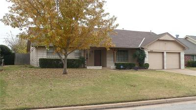 Oklahoma City Single Family Home For Sale: 3608 67th Street